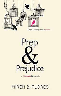 prep & prejudice miren b. flores pride and prejudice retelling #romanceclass