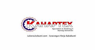 Lowongan Kerja Operator PT Kahaptex Textile Industries Bogor