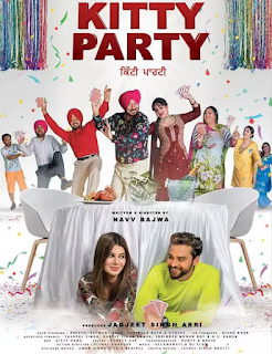 Kitty Party (2019) Punjabi Movie Download 480p HDCAMRip