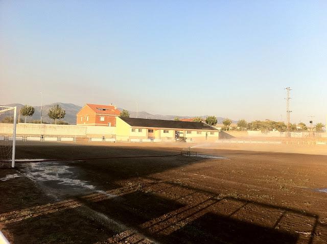 Aprobada la Construcción del campo de césped artificial para el año 2018 en Jaraíz de la Vera