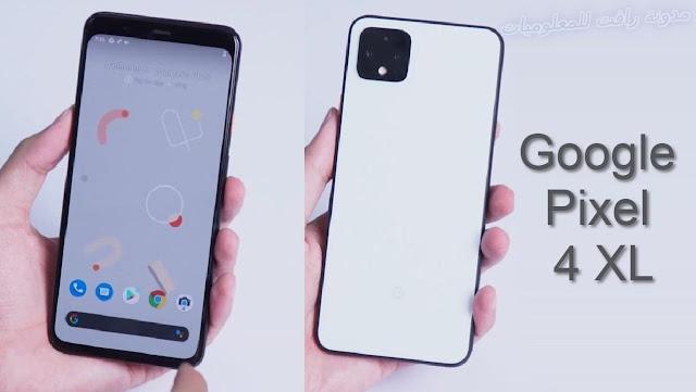 سعر ومميزات هاتف Google Pixel 4 XL