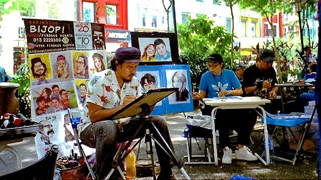 The Street Scene, Konica Genba Kantoku 28WB 03