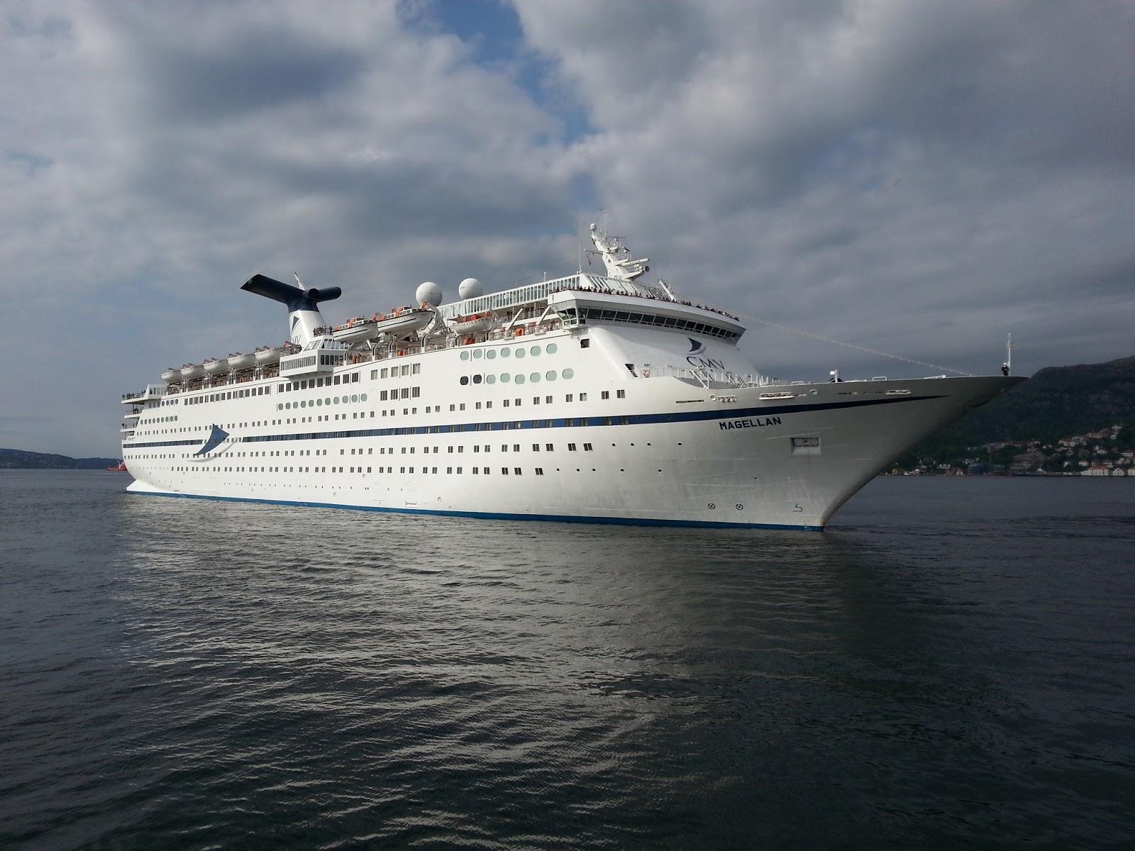Magellan - Magellan cruise ship