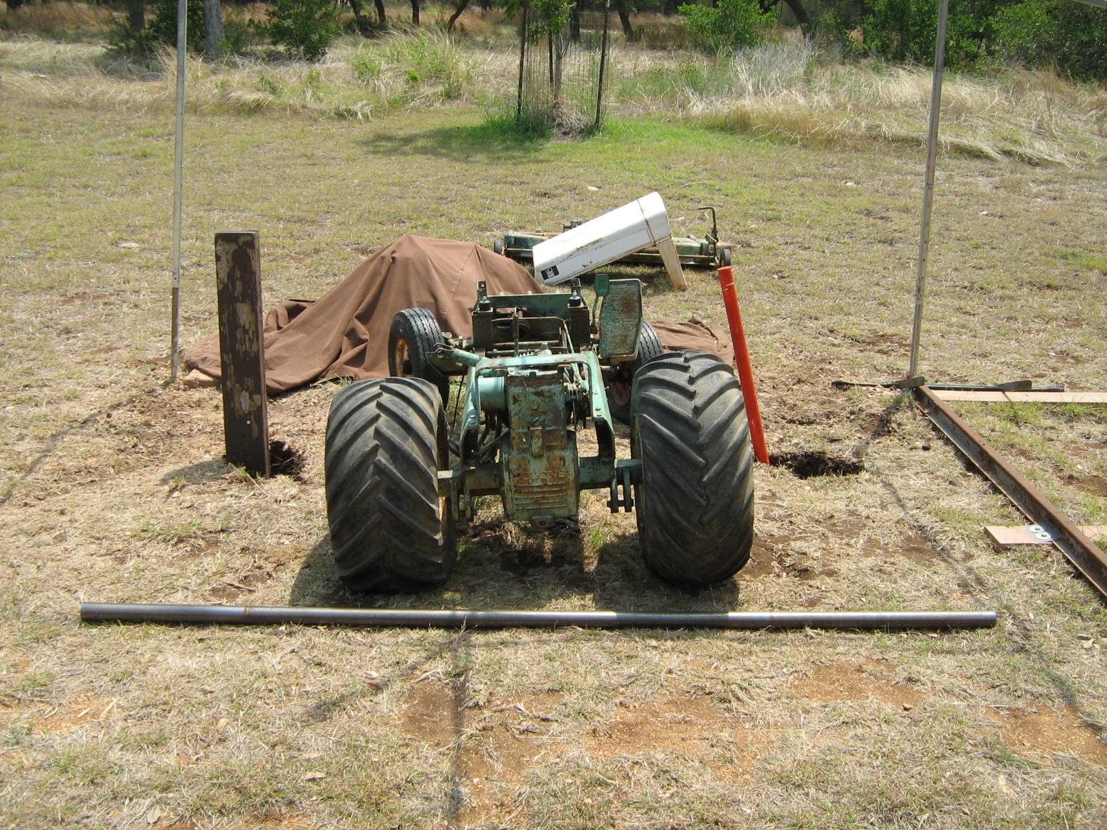 RPI projects: Hoist Under Construction