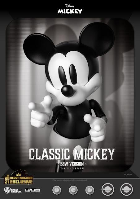 Beast-Kingdom-Disney-Classic-Mickey-Mouse-DAH-050SP-Action-Figure