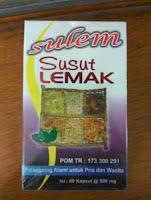 READY STOCK! - OBAT DIET HERBAL PELANGSING SUSUT LEMAK SULEM TENLUNG HIJAU SPIRULIN SEHAT ALAMI