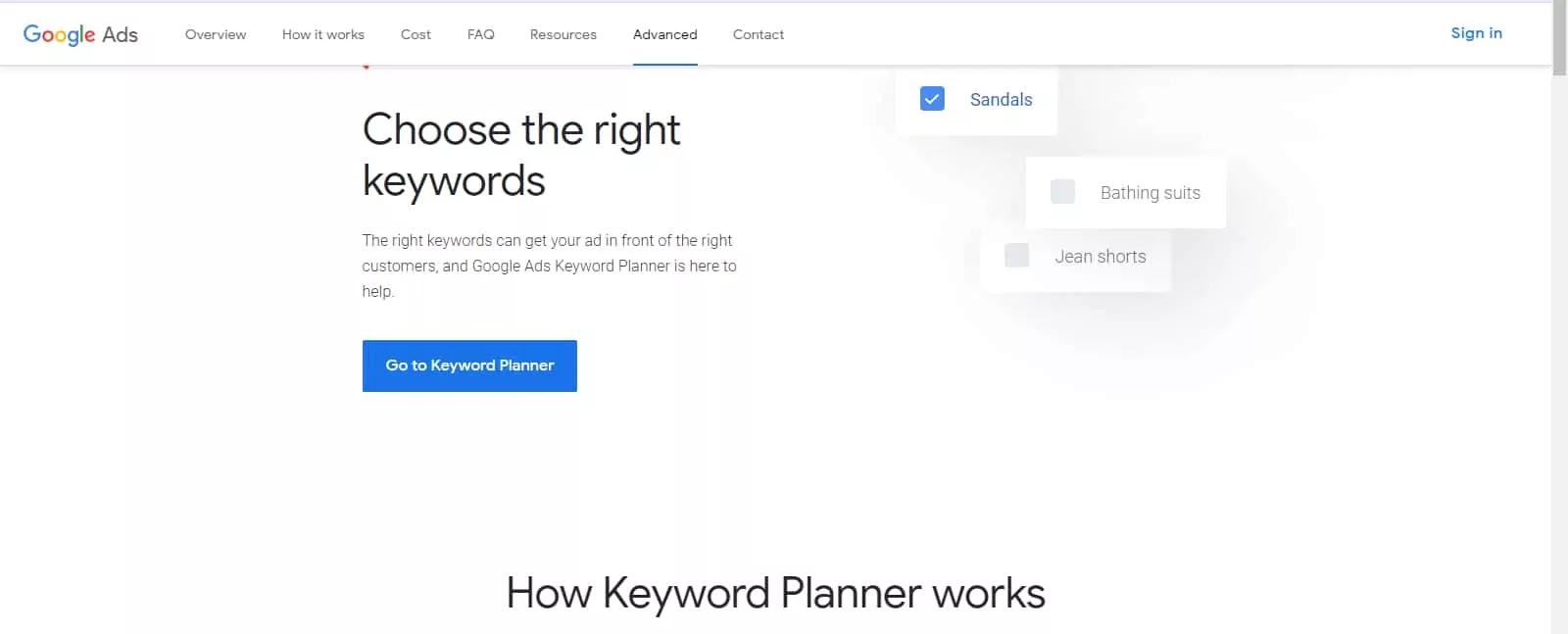 google-keyword-research-tool