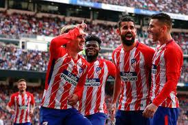 مشاهدة مباراة اتلتيكو مدريد واشبيلية