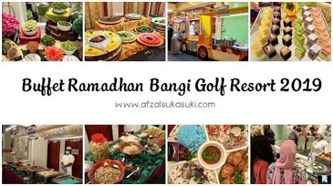 Buffet Ramadhan Murah Serendah RM59 Di Restoran Bangi Golf Resort