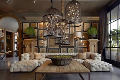 Modern Sitting Room Lighting Designs 5