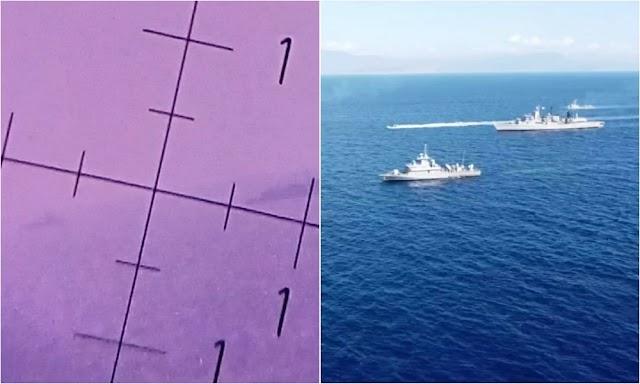 Καστελόριζο: Ναυτικός αποκλεισμός του νησιού από τον Ελληνικό Στόλο-Πλωτό «τείχος» του ΠΝ (12 ΦΩΤΟ)