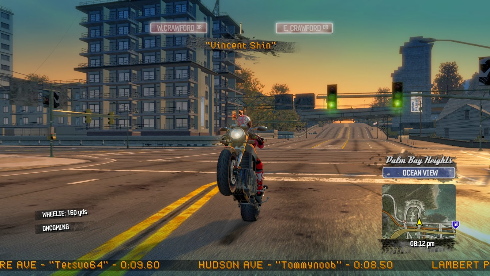 East-West Brothers Garage: Game Review: Burnout Paradise