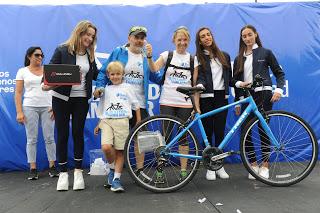 Banco Ciudad celebra 55.000 bicicletas en 50 cuotas sin interés