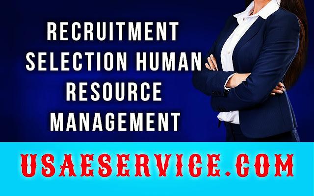 Recruitment Strategy Human Resource Management