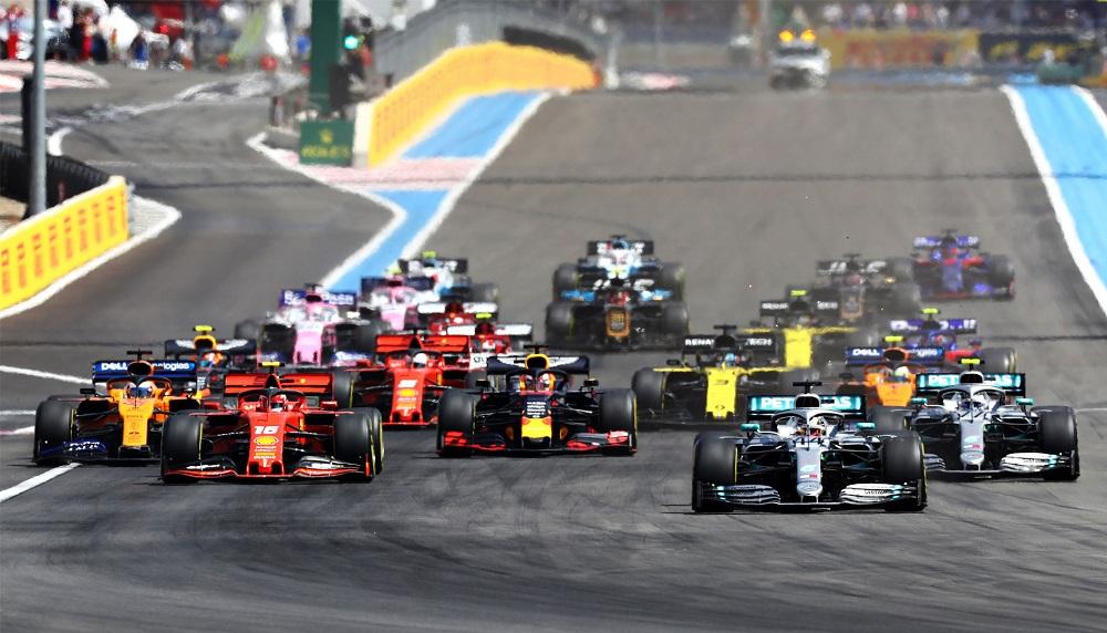 Chính thức hủy chặng đua F1 Việt Nam năm 2020