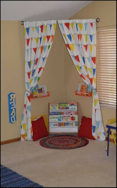 kids bookcase diy