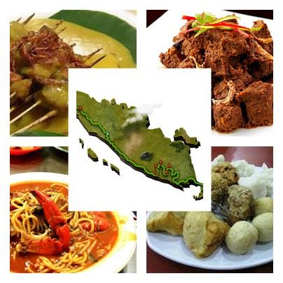 Makanan Khas Sumatera