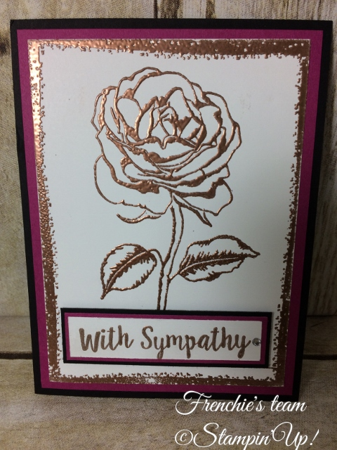 Graceful Garden, Stampin'Up!