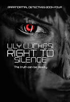 Download Right to Silence (Paranormal Detectives 4) for $0.99 until 6/18!