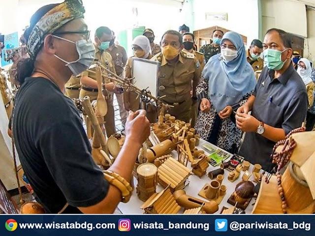Kampung Wisata Cigadung, Destinasi Kuliner, Seni Budaya, Hingga Wisata Belanja di Bandung Utara