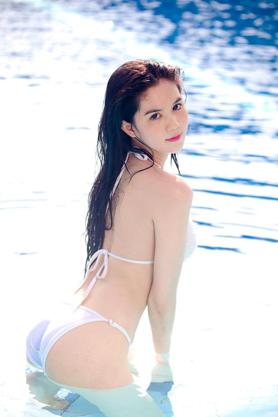 Ngoc Trinh Sexy Vietnamese Bikini Model  1000Asianbeauties-8603
