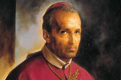 imagem de Santo Afonso Maria de Ligório