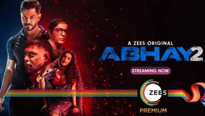 Abhay Web Series (2020) Hindi Season 2 Free Download 480p