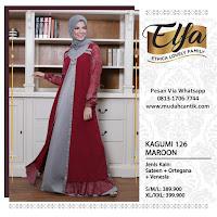Butik Baju Muslim Terbaru 2019  Gamis Couple Sarimbit
