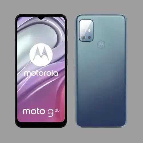 Moto G60 and G20 Specs Leaked