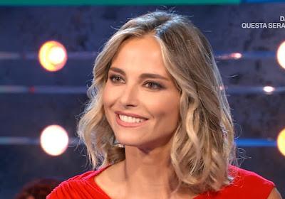 Francesca Fialdini sorriso perfetto età 41 anni
