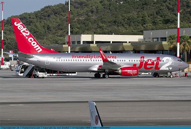 Jet2: Άνοιξαν οι κρατήσεις για το καλοκαίρι του 2023!