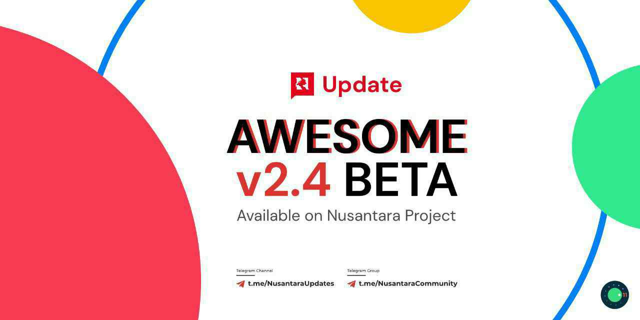 Nusantara Project v2.4 for Redmi 5 Plus | Vince