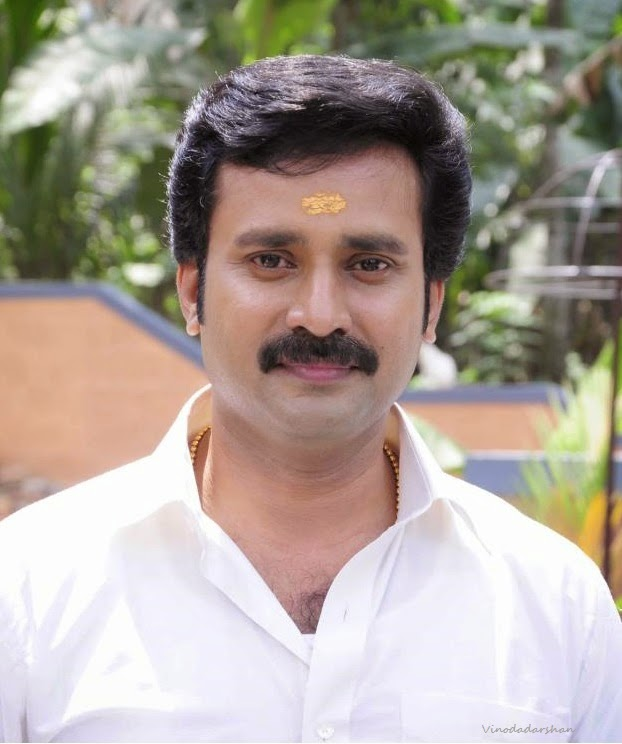 Actor Rajeev Roshan-Malayalam Serial and Film Actor | Biography