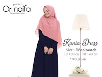 Kania Dress by Ori Naifa Hijab