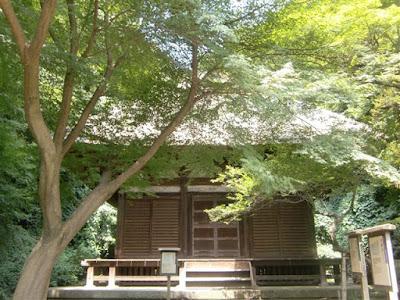 三渓園天授院