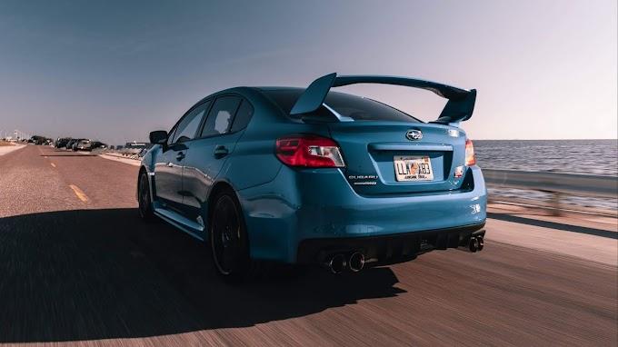Subaru WRX Carro Esportivo
