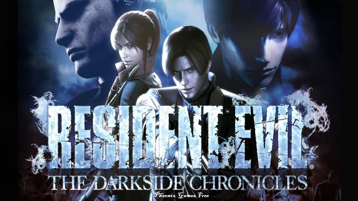 Free download game Resident Evil The Darkside Chronicles