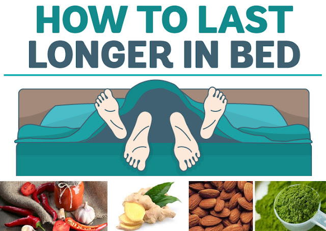 How To Last Longer In Bed The Natural Way