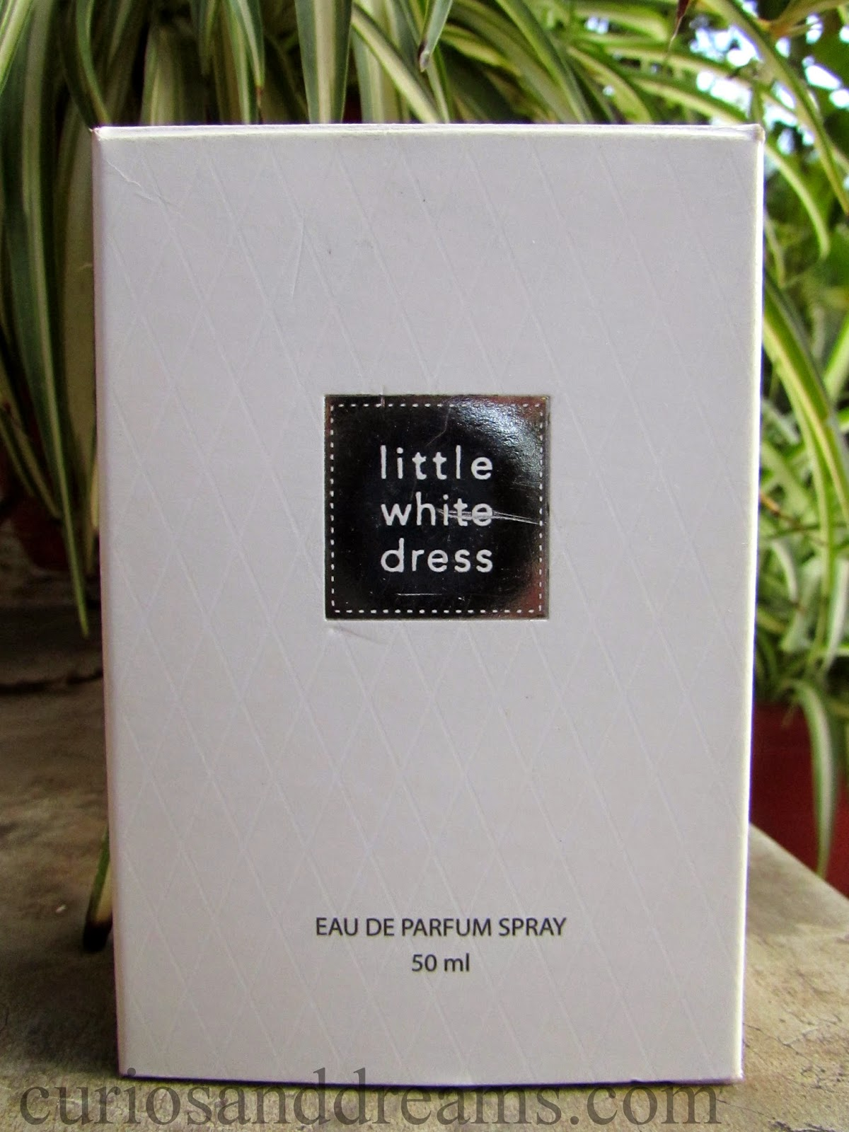 AVON little white dress EDP review, avon little white dress review