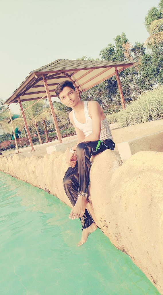 Ansari Parvez Alam , Wet N Joy resort