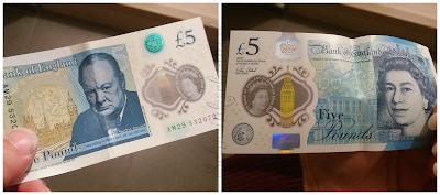 5 Pfund Banknote
