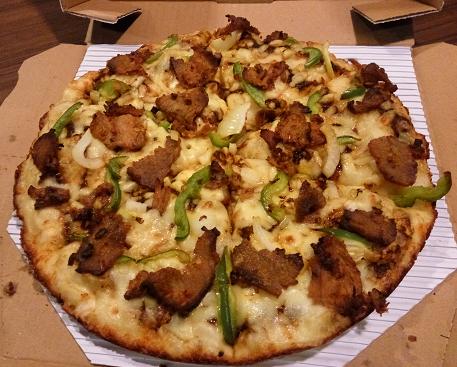 Paduan Kuliner Italia dan Indonesia Dalam Menu Domino's Pizza