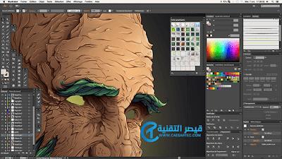 تحميل ادوبي اليستريتور Adobe Illustrator 2020 مع التفعيل مدى الحياة