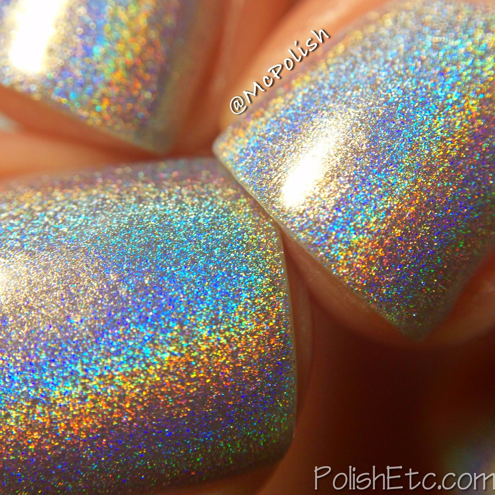Digital Nails - Wow Macro (swatched by McPolish)