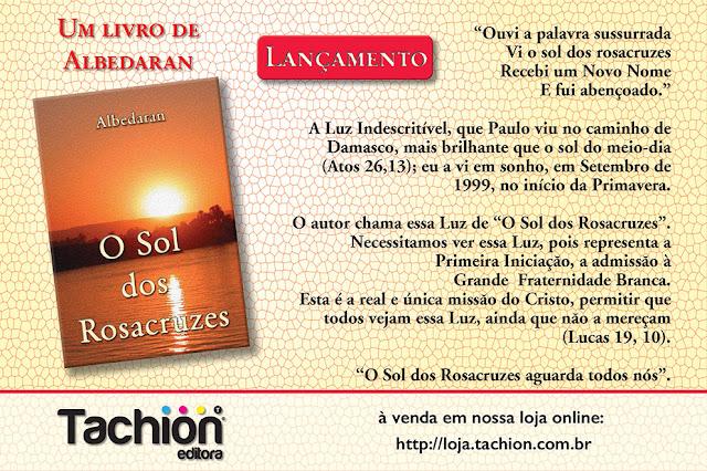 Livro O Sol dos Rosacruzes