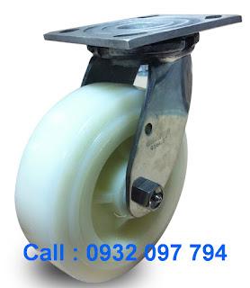 Bánh xe đẩy, bánh xe đẩy inox, bánh xe đẩy chịu tải