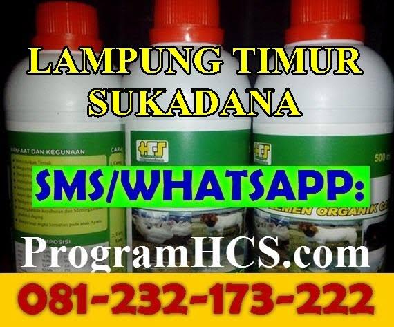 Jual SOC HCS Lampung Timur Sukadana