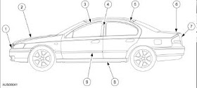repair-manuals: Ford Falcon BA 2003 Repair Manual
