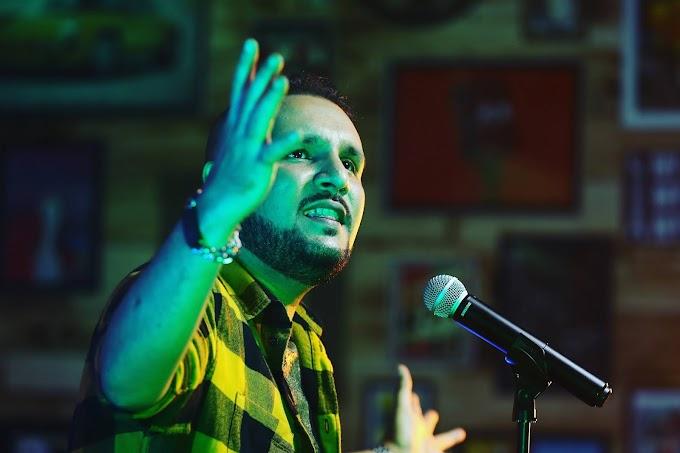 Shafraz - We Are Living in a World of Nepotism (Sri Lanka Based Singer)