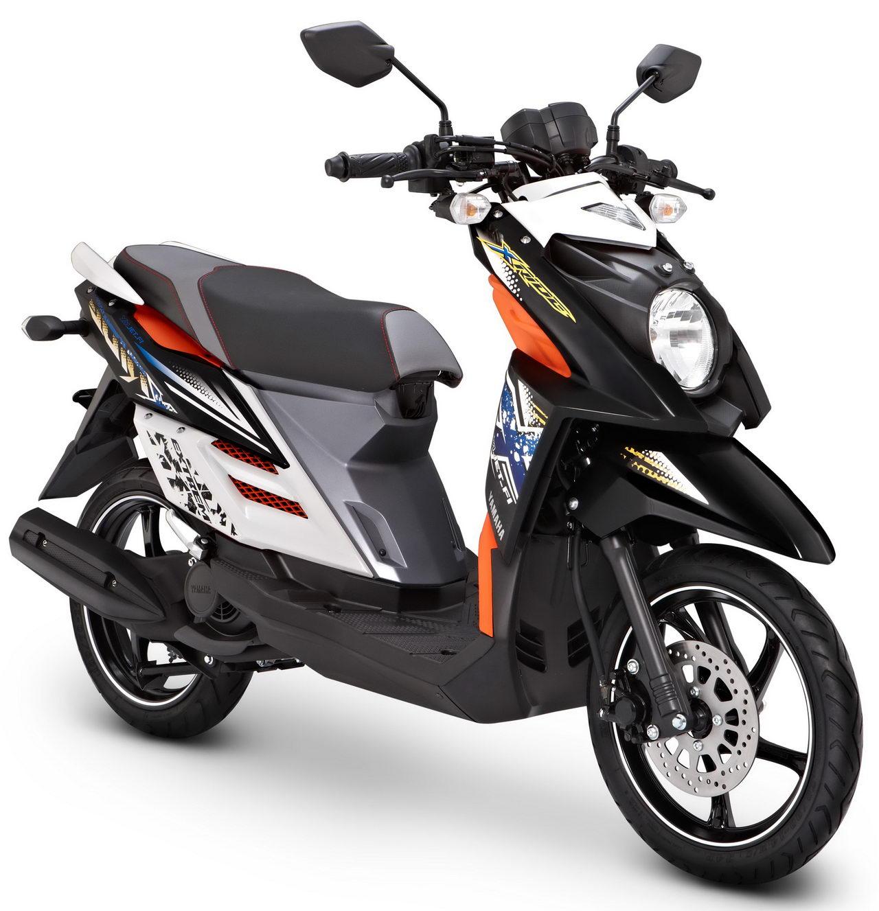 Harga Yamaha X Ride Dan Spesifikasi Terbaru 2020 Otomaniac